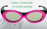 低価格のCustomized Double Thick ABS Frames Kid Passive Circualr Polarized 3D Glasses