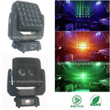 2015 самых новых 25PCS 15W 4in1 Osram СИД Stage Light (YS-255)