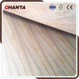Cc / QC Straight Line / Flower Contreplaqué en teck AAA / AA pour meubles