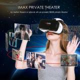 2016 nuevos vidrios del receptor de cabeza 3D de Vr del rectángulo de Vr del diseño