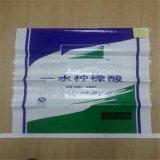 Saco preto tecido PP de carvão manufaturado em China