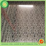 Свободно образцы Hermessteel 201 316 304 вытравляя шкафов нержавеющей стали покрытия декоративных для кухонь