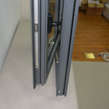 Indicador de alumínio do Casement do perfil da cor cinzenta da alta qualidade Kz018 com multi fechamento