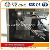 Máquina horizontal de la reparación del borde del torno del CNC de la rueda de la aleación del coche