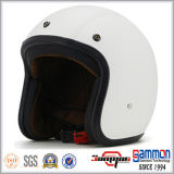 기관자전차 또는 모터바이크 또는 스쿠터 라이더 (OP238)를 위한 최신 판매 가죽 헬멧