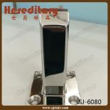 304 de acero inoxidable abrazadera de cristal Barandilla para piscina (SJ-3206)