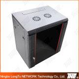 Único gabinete D450mm da rede da seção para fixado na parede