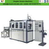 Máquina de fatura plástica da folha/placa de ABS/HIPS/PC Vacuumforming