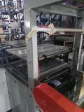 Doppelte Schicht-Beutel auf dem Rollenmaschinen-Beutel, der Maschine herstellt