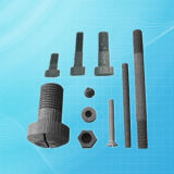 Materiales compuestos del carbón de carbón para el horno del vacío