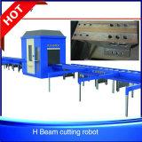 완전히 자동적인 각 광속 절단기, 플라스마 CNC 절단 장비 Kr Xh