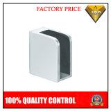 El mejor precio 304 de acero inoxidable Plaza abrazadera de cristal de la escalera (JBD-G5)