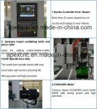 Machine de gravure en bois de oscillation de routage de machine de découpage de couteau (2040)
