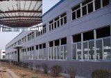 Costruzione fabbricata della struttura d'acciaio per il workshop ed il magazzino (DG2-017)