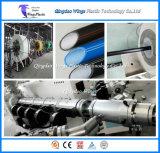 Ligne d'extrusion de pipe de faisceau de silicium de HDPE/tube de conduits télécommunications de HDPE faisant la machine