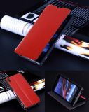 pour la couverture de luxe de chiquenaude de stand de Capa de sac de téléphone mobile de marque de Sony Xperia Z1 L39h C6903 C6902