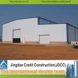 La alta calidad y el bajo costo prefabricaron la vertiente de la estructura de acero