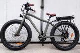 Vélo électrique de montagne bon marché de bâti d'alliage avec le gros pneu