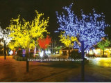 Albero artificiale di festival LED