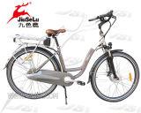 City Style 250W高品質700cの女性後部モーター36Vリチウム電池Ebike (JSL036B-4)