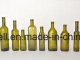 Runde Form-Glasflaschen für Olivenöl