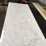 Lastra di marmo bianca italiana di Bianco Carrara