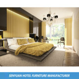 Мебель гостиницы высокого лоска белая самомоднейшая быстрая курьерская (SY-BS141)