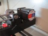 革布のペーパーCNCレーザーの打抜き機