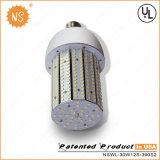 3900lm 5 réverbère de rechange 30W DEL de lampe haloïde en métal de RoHS 50000hours E26 E27 120W de la CE d'UL Dlc de la garantie 24V d'an
