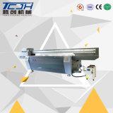 La impresora ULTRAVIOLETA de la impresión en color de la puerta de madera de la placa de la densidad se utiliza para solucionar la tecnología de la impresión de la cara lateral de la puerta de madera