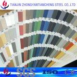 Lamiera di acciaio rivestita preverniciata di colore nel buon prezzo