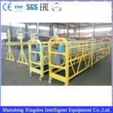 Plate-forme suspendue Zlp800 de construction de bâtiments de matériel de levage