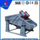 La deshidratación lineal Tamiz para la planta de lavado de arena / aluvial Minería de la máquina / Placer Minería