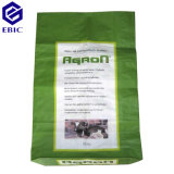 Feed animal pp Woven Sack Bags avec Coating Printing Film