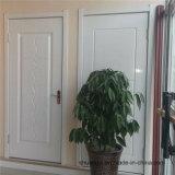 Porte en bois intérieure professionnelle en bois solide de modèle