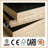 18mm One Temps Hot Press Black/Brown Film Faced Plywood