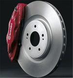 Schijven van de Rem Eicher van de Koolstof van de motorfiets de Ceramische voor OEM 43512-16110 van Toyota