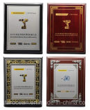 Caixa de PVC personalizada para cosméticos com impressão de serigrafia