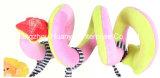 Het Spiraalvormige Stuk speelgoed van de Pluche van de Zuigeling van de Levering van de fabriek