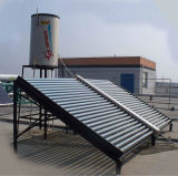 Tubo de vácuo de baixa pressão de 200L coletor solar de vácuo (ReBa)