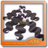cheveux brésiliens de la Vierge 7A enrichis de protéines
