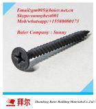 Parafuso de rosca / parafuso de rosca / parafuso de placa de gesso preto 25 * 3.5mm