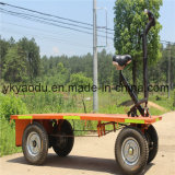 Basura de cuatro ruedas eléctrica ATV