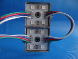 RGB 5050 4 Waterdichte LEIDENE SMD van Spaanders IP65 Module