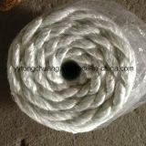 Vetro-fibra ammassata Twisted Rope per Boils, Oven e Stove Sealing