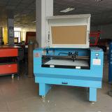 Tagliatrice del laser della macchina per incidere 4060 per i mestieri acrilici di vetro della mobilia del panno di cuoio