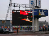 P4.81 LED Spheric Kugel-Bildschirm-im Freien/Innenmiete P4.81 LED-Bildschirmanzeige der Bildschirmanzeige-LED