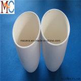 Crisol de cristal de cerámica del alúmina de alta resistencia