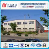Пакгауз стальной структуры высокого качества светлый полуфабрикат в Китае
