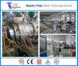 Ligne de machines de machine/extrudeuse d'extrusion de pipe de matériaux du PE pp PPR de HDPE